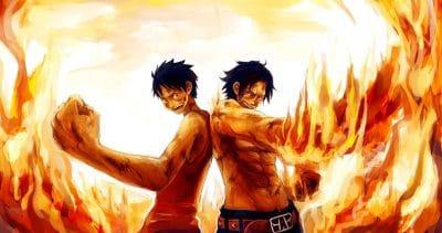 One Piece: Luffy có mạnh hơn Ace không?