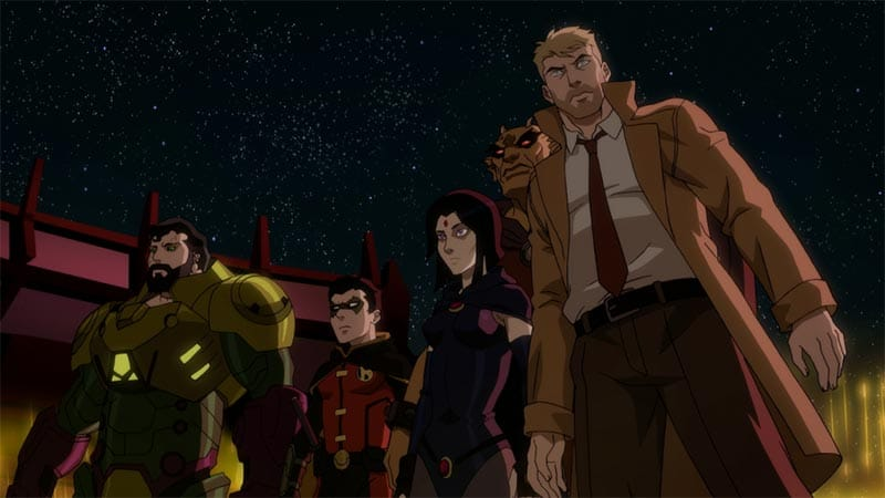 Review Justice League Dark: Apokolips War (2020)
