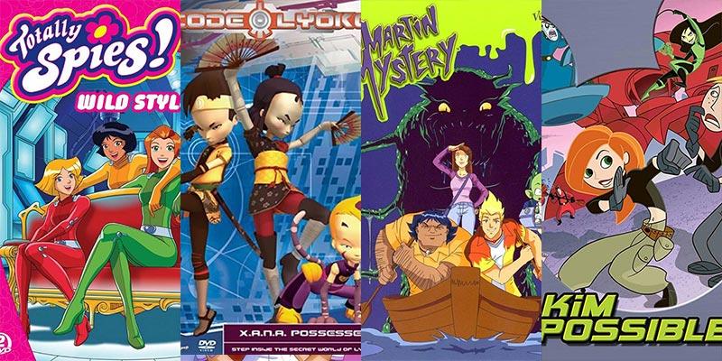 Top 5 series hoạt hình điệp viên, thám tử trên Disney Channel