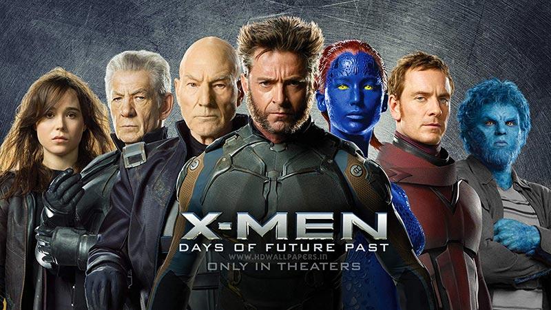 X-men: Day of Future Past (2014)