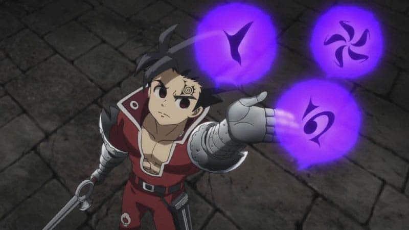 Sức mạnh của Zeldris