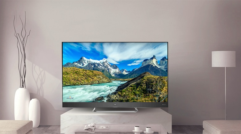 TV QLED TCL 4KL65X465 inch
