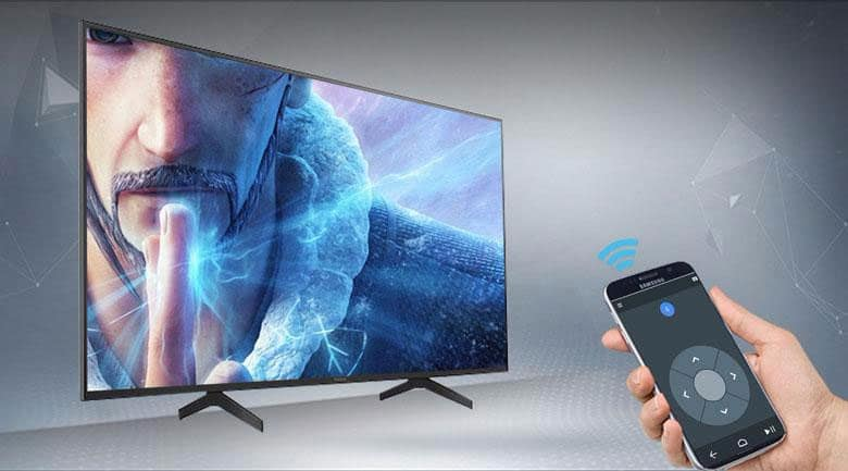 Tivi Sony 4KKD-65X7500H 65 inch