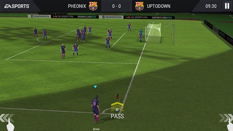Game thủ Việt Nam sẽ có cơ hội trả nghiệm FIFA Mobile?