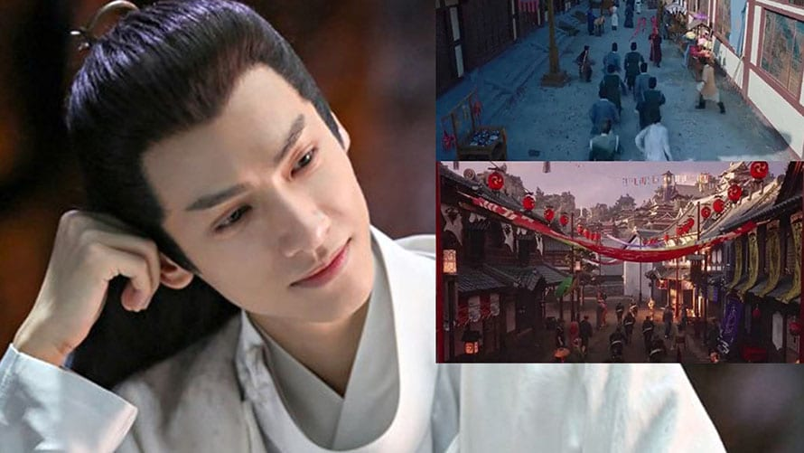 Phim truyền hình Trung Quốc đạo nhái phim Final Fantasy Nhật Bản