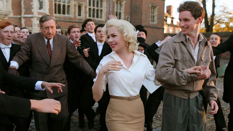 """My week with Marilyn (2011): Góc khuất sau màn bạc của nữ minh tinh """"vạn người mê"""""""