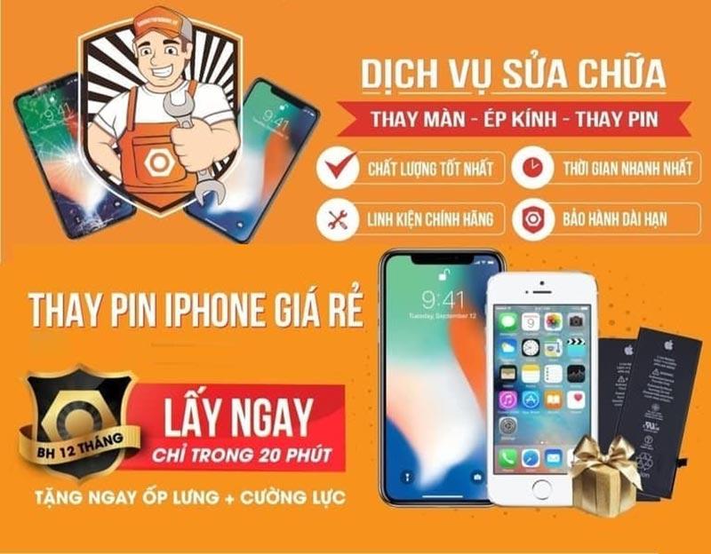 Tại sao nên chọn dịch vụ sửa chữa điện thoại tại Bình Minh Mobile?
