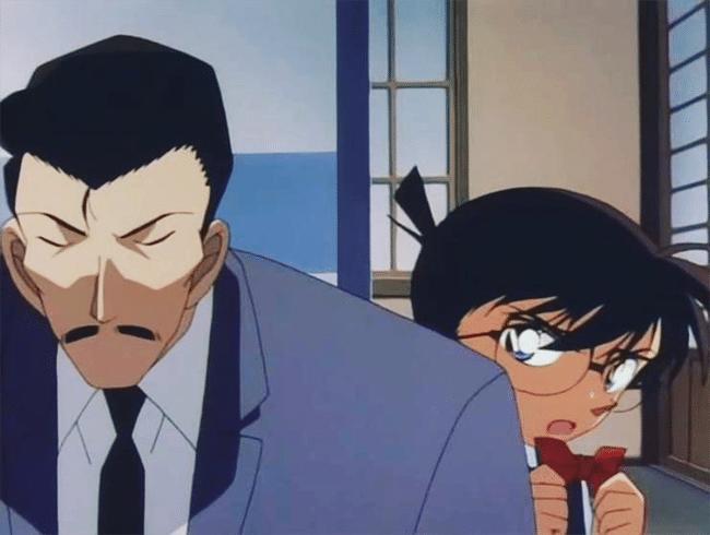 """Phải chăng """"thám tử ngủ gật"""" đã biết thân phận thật của Conan?"""