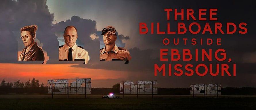 Three Billboards Outside Ebbing, Missouri (2017): Khi bản ngã và người tình thay đổi cuộc sống của chúng ta