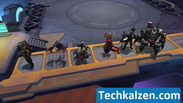 BattleCast (Cỗ Máy Chiến Đấu)