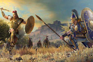 Segan chơi lớn: miễn phí Total War Saga TROY ngay ngày đầu ra mắt