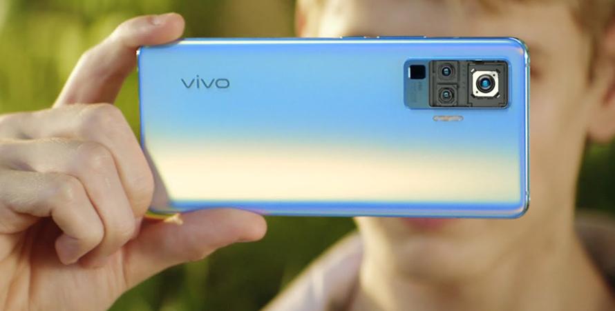 Vivo chính thức giới thiệu series X50, X50 Pro và X50 Pro+