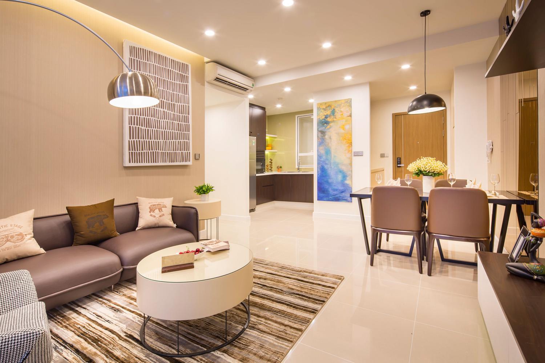 Cho thuê căn hộ Phú Nhuận