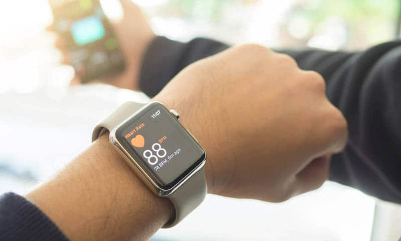 Những lợi ích vượt trội của đồng hồ theo dõi sức khỏe