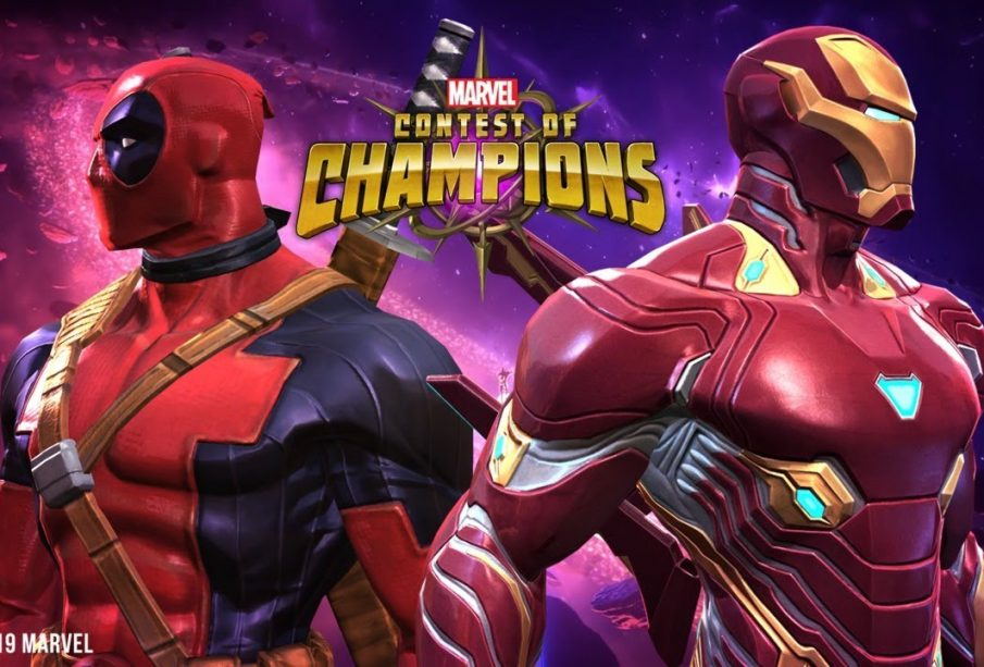 game mobile Marvel Contest of Champions