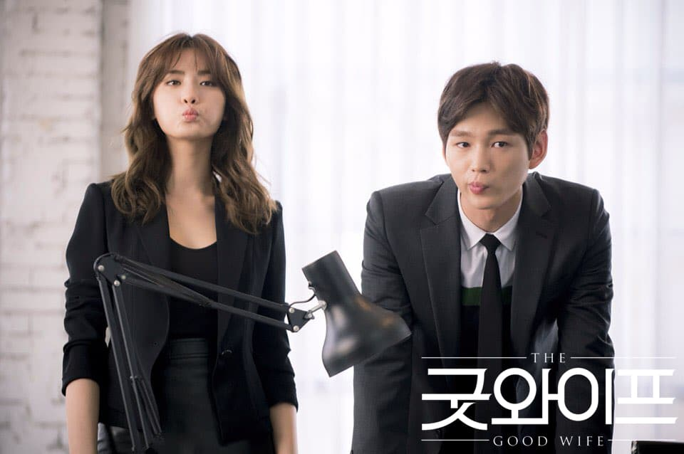 Phim THE GOOD WIFE (KDRAMA 2016)