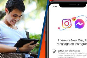Facebook đang cố gắng hợp nhất trò trên trên Instagram và Messenge