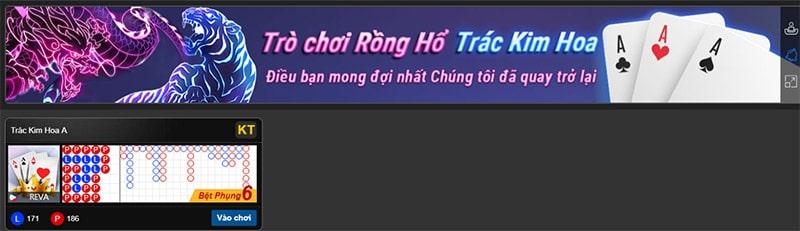 Game bài Trác Kim Hoa