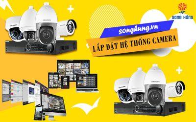 Dịch vụ lắp đặt camera trọn gói giá rẻ tại Hà Nội