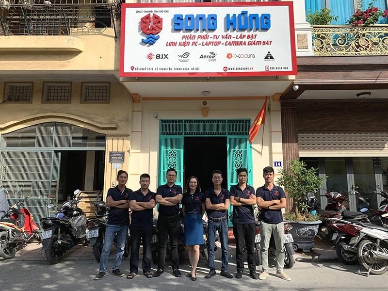 Song Hùng là địa chỉ chuyên lắp đặt camera tại Hà Nội