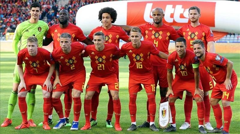 Bỉ có đội hình tham gia Euro 2021 mạnh