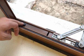 Cửa nhôm kính XingFa cho biệt thự tại Kiến Thụy, Hải Phòng