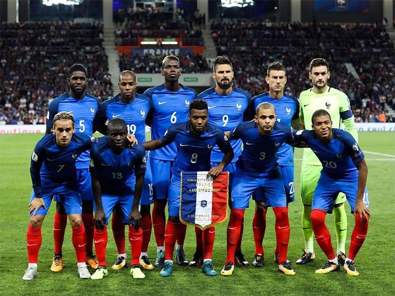 Pháp được dự đoán sẽ giành ngôi vô địch