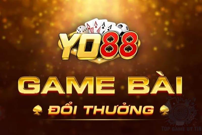 Tổng quan cổng game Yo88